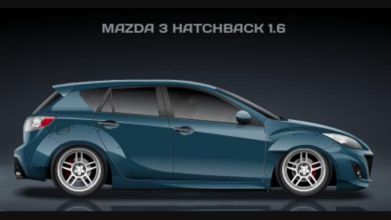 Mazda 3 Hatchback 1.6 (10,477)