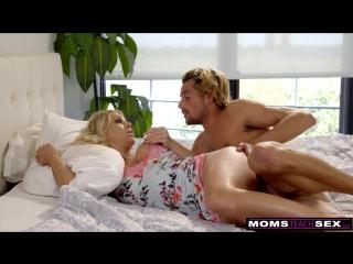 Katie morgan stepson slips secretly into sleeping mom pussy milf big tits boobs step mom step son blow job hand job hot mom