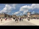 Внезапно Париж VI: электричка RER, Версаль, сады, Большой и малый Трианон