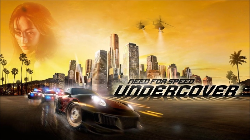 Need For Speed Undercover Mobile OST Suburbs Soft-Remaster