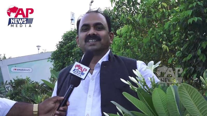 Interview With AP Gazetted Officers Association Chairman JAC KV Krishnaiah