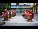Мозаичный дворик в культурной столице России