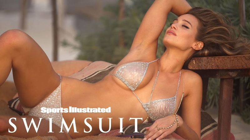 Hannah Jeter Unties Unwinds Under The Rising Sun In Mexico   Sports Illustrated Swimsuit