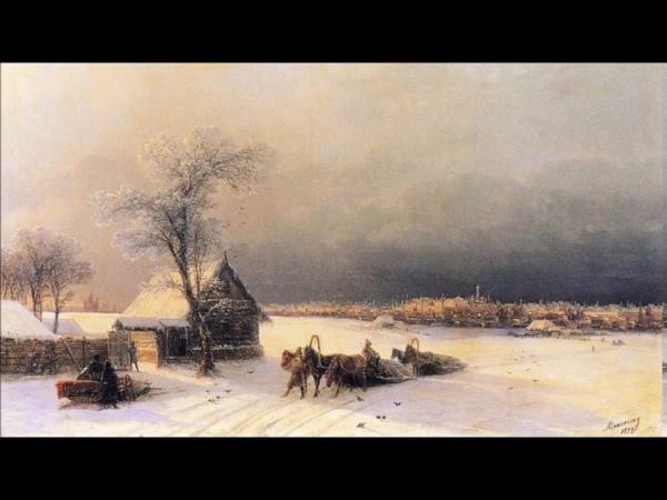 P I Tchaikovsky Symphony No 1 in G minor OP 13 Winter Daydreams Mariss Jansons