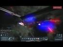 TheXPGamers FULLY CREWED VENATOR vs PROVIDENCE Clone Wars Battle Space Engineers