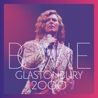 David Bowie альбом Glastonbury 2000 (Live)