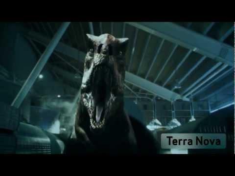 Lightwave render - Terra Nova Dinosaurs