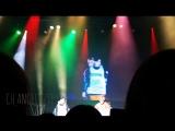 FANCAM 22.09.18 Chan (Dance unit) @ UNB 2nd Concert in Japan
