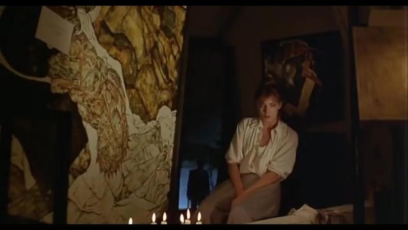 Эгон Шиле - Скандал ⁄ Egon Schiele - Exzesse und Bestrafung, х⁄ф (18)