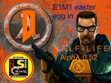 Old Game Secrets #1 E1M1 in Half-Life Alpha 0.52(not fake)found by  ☩W☢lfR@m☩