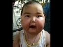 Маленький китаец очень смешно