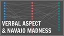 Verbal Aspect Navajo Madness