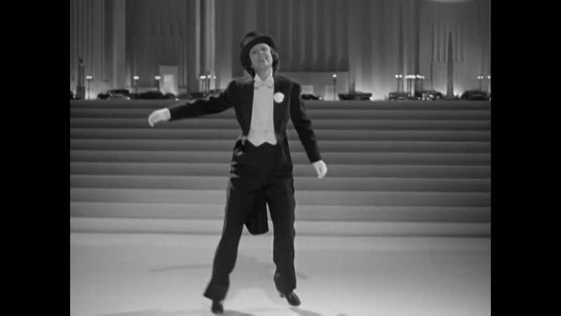 Eleanor Powell - finale dance) Финальный музыкальный эпизод с Х/Ф Бродвейская мелодия 1938 /The Broadway Melody of 1938 (1937)
