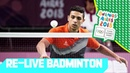RE LIVE  Day 06 Badminton Youth Olympic Games 2018  Buenos Aires