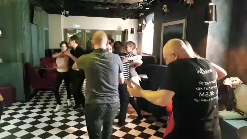 Salsa Bachata party @Meninger hotel DJ Den-Megavolt