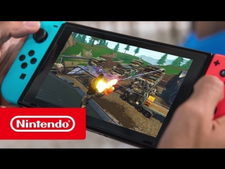 Nintendo Switch –  линейка игр E3 2018