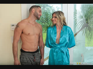 [brazzers] hot & sweaty day - cory chase & damon dice [ hd1080, big tits, blonde, hairy, milf, facial, cum on tits, small ass]