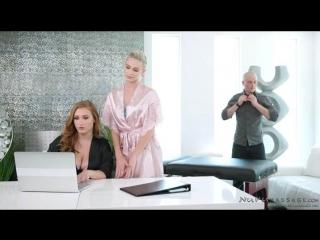 [NuruMassage] Emma Hix, Skylar Snow - Naughty Trainee (07.09.2018) rq