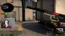 LIVE: CS:GO MM   DUST2 etc (webcam) (18.05.19)