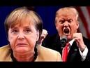 Срочно США ПОТРЕБОВАЛИ от Германии ПРЕКРАТИТЬ строительство Северного Потока 2