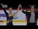Katharina MULLER / Tim DIECK GER Rhythm Dance Helsinki Grand Prix 2018