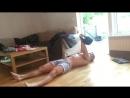Упражнения на грудь с одной гирей 24 кг