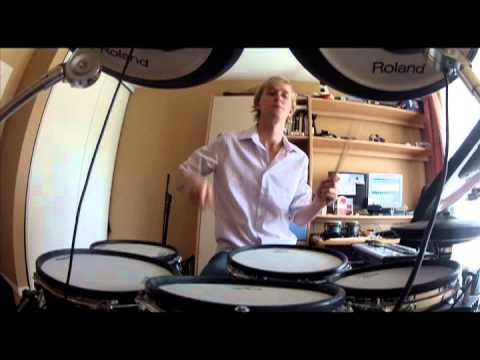 Calyx Teebee - Pure Gold EP Drummer Mix