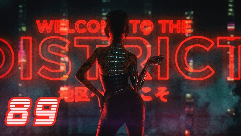 'DISTRICT 89'   Best of Synthwave And Retro Electro Music Mix