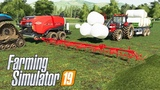Making Quality Silage Bales Fast &amp Easy - Farming Simulator 2019 Mods