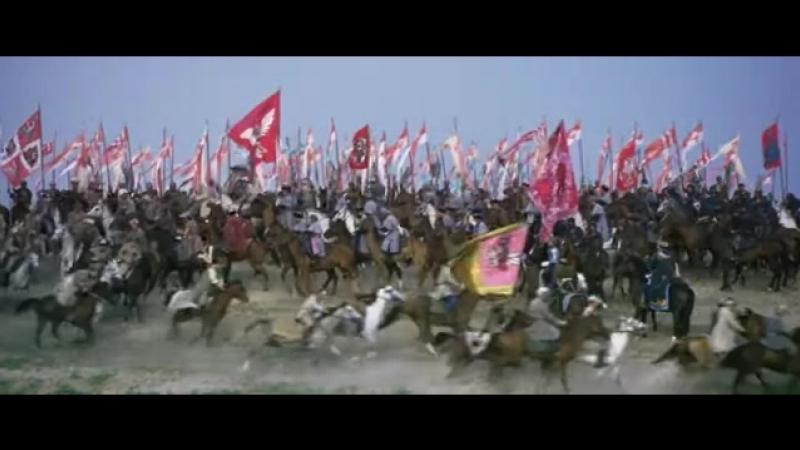 Потоп _Татарская конница против шведов