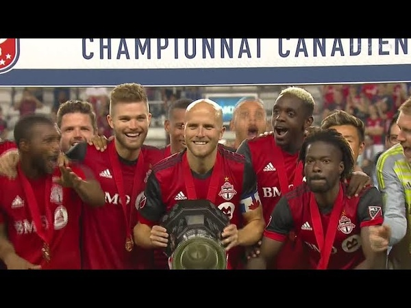 Match Highlights Vancouver Whitecaps FC at Toronto FC (Leg 2) - August 15, 2018