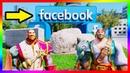 GTA 5 Mods - Anh Em ROURKE Đi Thăm Trụ Sở Facebook Tại Mỹ Liên Quân Mobile GTA5MODAZ