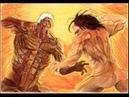 Attack on Titan Season 2 op - Hand drawn version