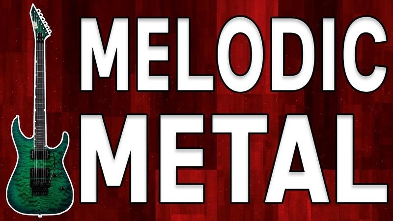 Melodic Metal Backing Track | F minor 180 BPM