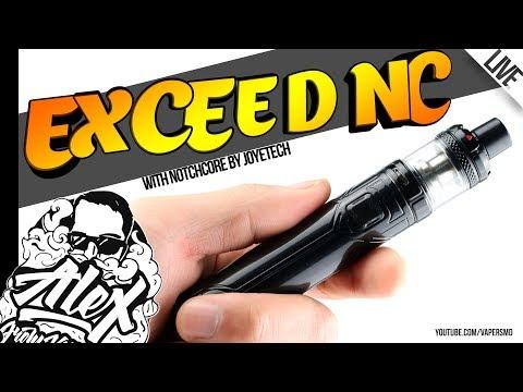 Exceed NC 22mm Kit l by Joyetech l Alex VapersMD review 🚭🔞