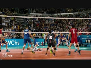 Best Volleyball Digs. Mens World Championship 2018.