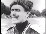 Чёрно-белый немой исторический боевик Абрек Заур(Сын гор) драма СССР 1926 год