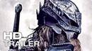 ВРЕМЯ МОНСТРОВ ✩ Трейлер 1 2019 Кристофер Риг, Викинги, Фильм Ужасов о Монстрах HD