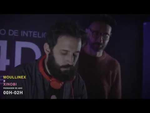 Moullinex Xinobi Mixtape Antena 3