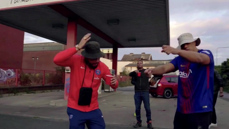 Kollegah Farid Bang ✖️ ZIEH DEN RUCKSACK AUS ✖️ official Video music Музыка