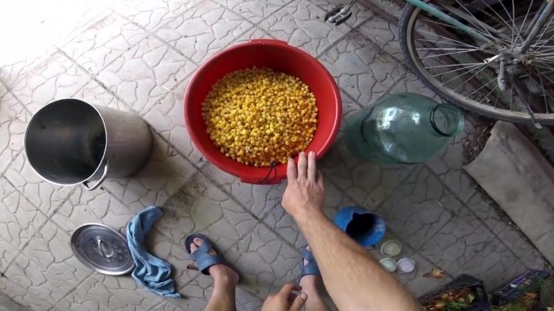 [Капитан Гак] Уловистая кукуруза 3 домашних рецепта