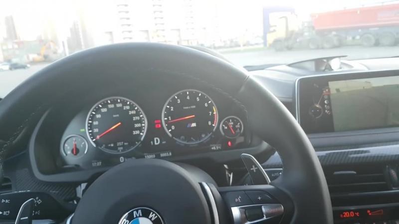 Bulkin Первые Впечатления Булкина - BMW X6M РОЗЫГРЫШ PLAYSTATION 4!