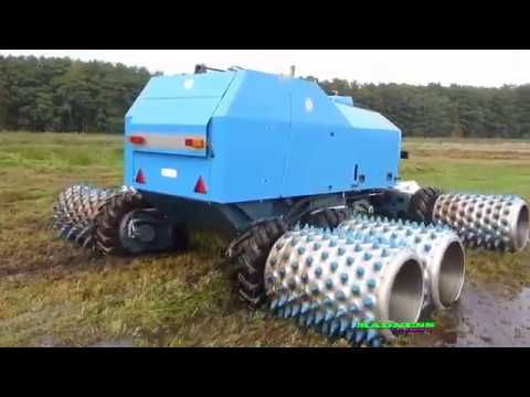 Уникальная техника для фермы и загородного дома Мини спецтехника