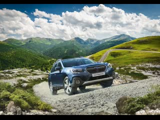 Subaru outback - автомобиль года в россии 2019
