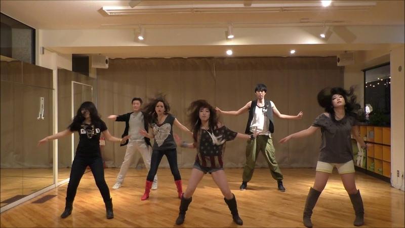 Gleedom - Tik Tok(Glee Dance Cover)