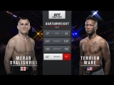 UFC_FN_136_Dvalishvili vs Ware