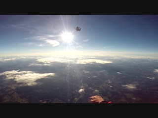 Natalia SKYDIVE - One more thing crossed off my bucket list!
