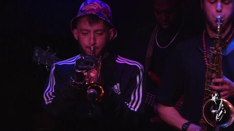 Ezra Collective Live at Ronnie Scott's Livestream