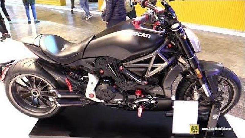 2018 Ducati xDiavel CNC Racing Accessorized - Walkaround - 2017 EICMA Milan