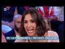 Caterina Balivo racconta Vittorio Sgarbi a Vieni da me su Rai Uno puntata del 17 ottobre 2018